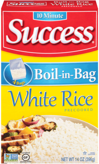 Success® White Rice