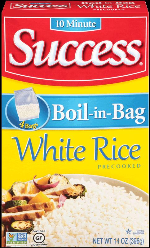 Success® White Rice