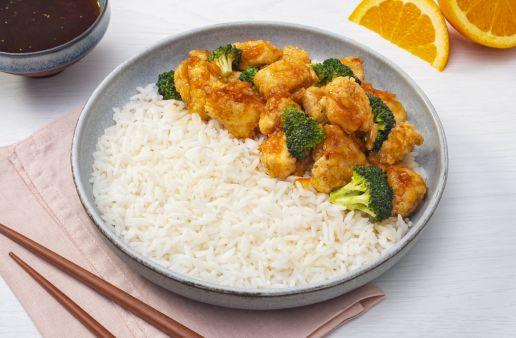 express-orange-chicken-recipe-with-jasmine-rice