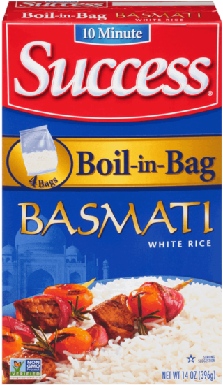 Success® Basmati Rice
