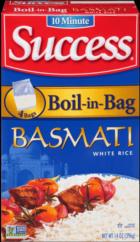 Success® Basmati Rice