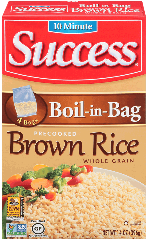 Success® Brown Rice
