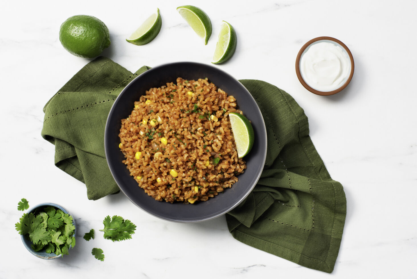 Whole Grain Spanish Rice