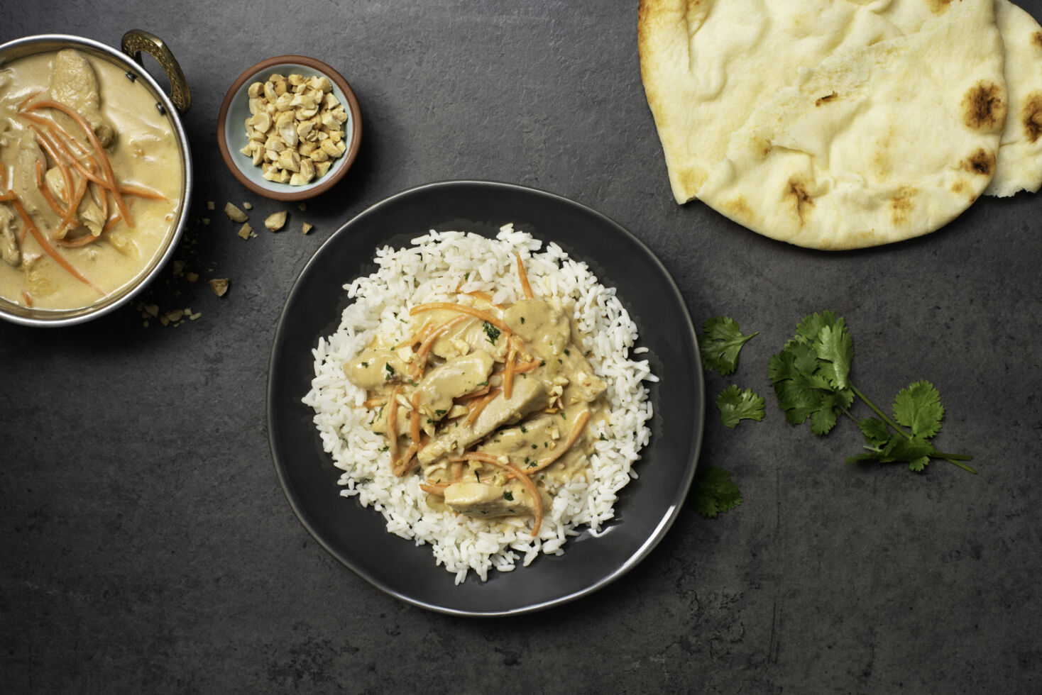 Easy Indian Curried Chicken