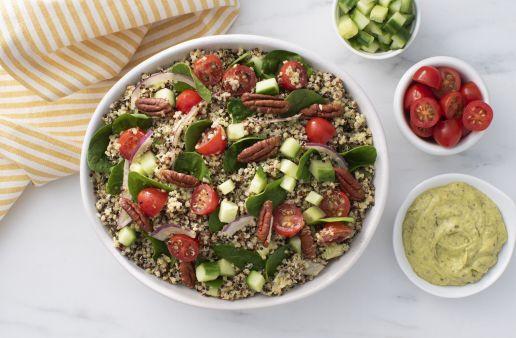 Easy Green Goddess Summer Salad
