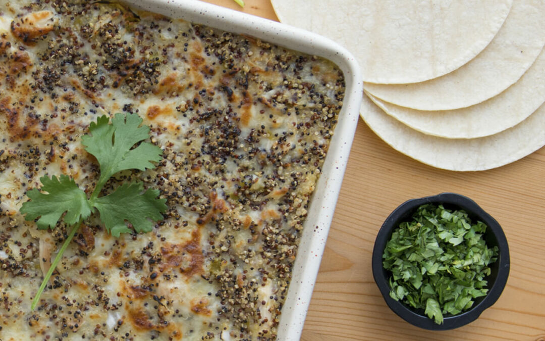 5 Tips to Making Casseroles and Oven-Baked Rice Dishes