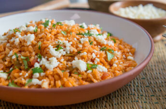 Speedy Spanish Rice with Jasmine Rice
