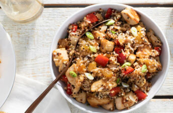 Chicken Mango Chutney with Quinoa
