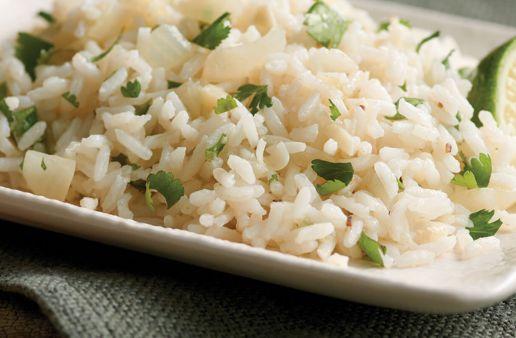 Cilantro Lime Jasmine Rice