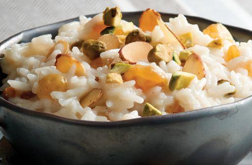 Coconut and Cardamom Rice Pudding with Basmati Rice