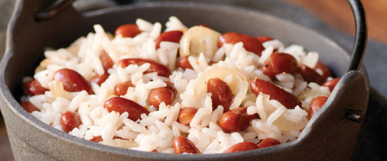 Easy Texan Red Beans and Rice