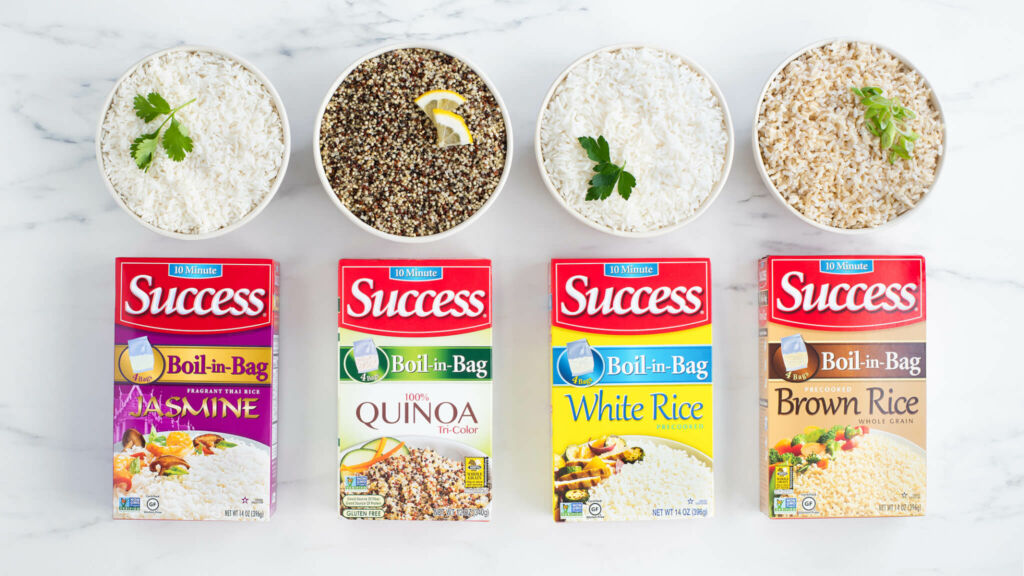 Success Rice Products