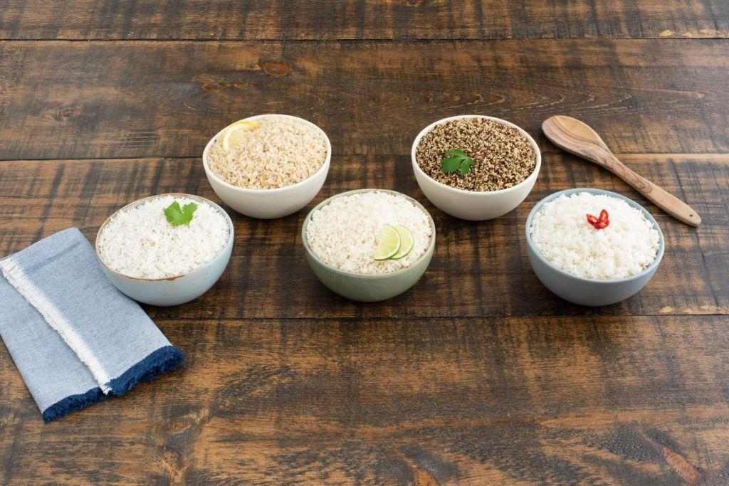 Success rice background