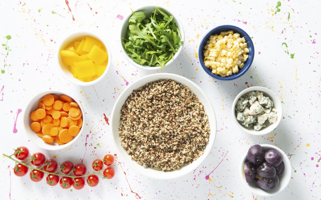 Mix and Match Meal Ideas