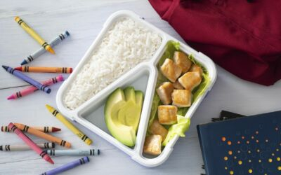 Back to School Recipe Ideas