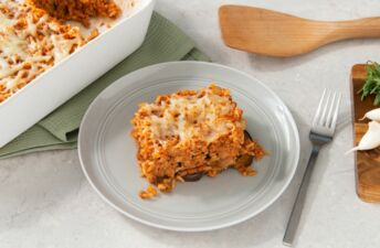 rice-casserole-with-mediterranean-flavors-eggplant-turkey-and-white-rice