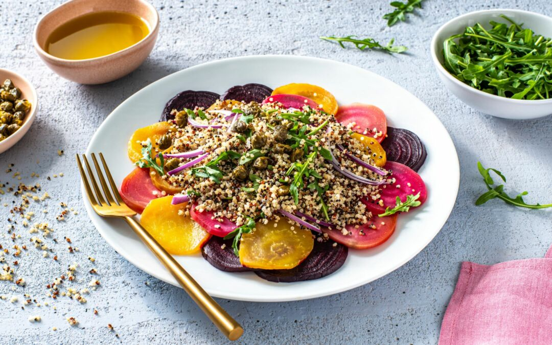 Eats for the Week: Golden Beets and Other Summer Produce