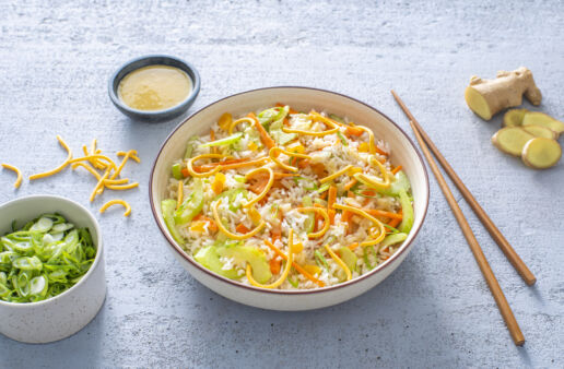 asian-rice-salad-with-jasmine-rice-carrots-celery-green-onions-and-dried-apricots