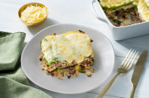 chile-relleno-casserole-with-beef-white-rice-corn-black-beans-and-bell-peppers