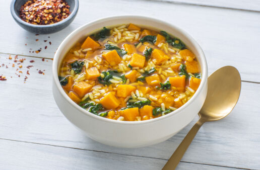 red-lentil-sweet-potato-soup-with-ginger-turmeric-and-kale