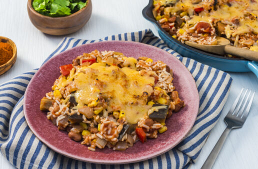 One-Pot-Mexican-Rice-Casserole